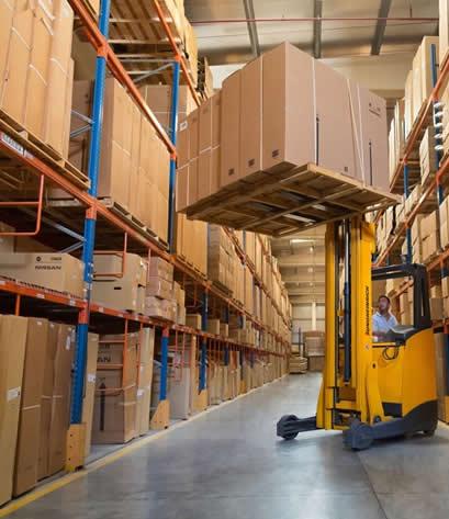 alimann logistics warehousing services
